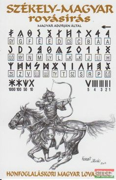 Ancient Hungarian alphabet - before medieval times Hungarian Tattoo, Hungarian Embroidery, Alphabet Code, Alphabet Symbols, Hungary History, Little Paris, Austro Hungarian, Family Roots, My Heritage