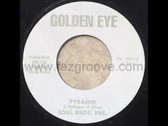 SOUL BROS. INC - Pyramid ****  NORTHERN SOUL  Rare!!