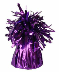Pack of 12 Purple Balloon Weights
