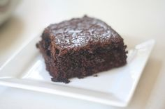 Whole Grain Chocolate Cake (Bread Becker's recipe on the Boggs' blog.)