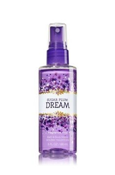 Introducing Bath  Body Works Sugar Plum Dream Body Mist 3oz  Travel Size Spray Splash. Get Your Ladies Products Here and follow us for more updates!