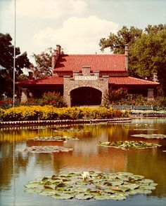Park Villa in Riverside.  Wichita, Kansas  Where Brian and I were married…