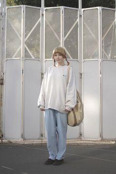 [Street Style] 藤本 彩 | 大学生, KINJI | Harajuku (Tokyo) « DROPTOKYO