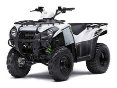 New 2016 Kawasaki Brute Force® 300 ATVs For Sale in Michigan. The Brute Force® 300 ATV is perfect for riders 16 and older searching for a sporty and versatile ATV, packed with popular features, for a low price making it great value. Strong 271 cc liquid-cooled, four-stroke engine with electric start Ultra-smooth automatic Continuously Variable Transmission (CVT) has Hi / Lo ranges and reverse Rugged and powerful front and rear disc brakes Front and rear cargo racks and 500 lb. towing…
