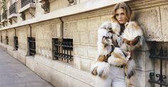 le chic dans la peau: malgosia bela by angelo pennetta for vogue paris november…