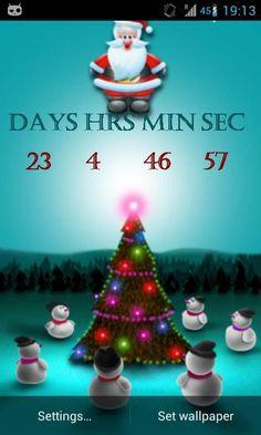 Christmas Countdown Screen Savers.11 Best Christmas Countdown Images Christmas Countdown