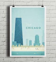Plakat Chicago