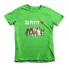 So Pitty Short sleeve kids t-shirt