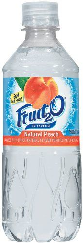 Fruit2O Peach 16Ounce Bottles Pack of 24 ** Check this awesome product by going to the link at the image.
