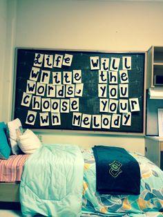 The Rocket Summer College dorm