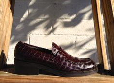 Penny Loafers by ElyseAurieleVintage on Etsy, $40.00