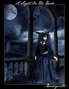 A Light In The Dark by ~Darkquette on deviantART