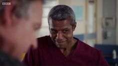 Ric Griffin - Hugh Quarshie - 19.10 Holby City