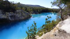 Photo of the Week - Little Blue Lake