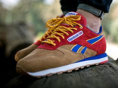 "Snipes x Reebok Classic Leather ""Camp Out"""