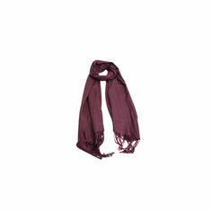 Pashmina Roxa de Lã #pashmina #pashimina #modafeminina #fashion #scarf #scarfs