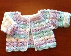 Crochet Baby Patterns Hour Nap Crochet Sweater Free Pattern - Every little girls needs a crochet sweater! Ans all of these Girls Sweater Crochet Patterns are just too precious not to share! Crochet Baby Sweater Pattern, Crochet Baby Jacket, Crochet Baby Sweaters, Gilet Crochet, Baby Sweater Patterns, Baby Girl Crochet, Crochet Baby Clothes, Crochet Cardigan, Baby Patterns
