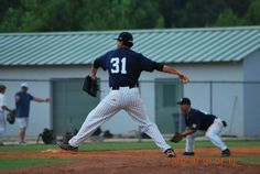 Pitcher Justin Valdespina throws a pitch during a game at the Perfect Game Showcase in East Cobb, GA; circa 2012.