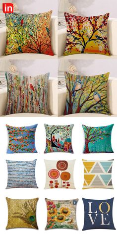Cushion Covers Online, Pillow Covers, Diy Pillows, Cushions, Throw Pillows, Porch Decorating, Decorating Tips, Arts And Crafts Projects, Patchwork Embutido