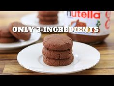 Kávéhoz nutella? Ennél egyszerűbb és gyorsabban elkészíthető isteni finom keksszel még nem találkoztál! Nutella Fudge, Nutella Cookies, Nutella Recipes, Chocolate Recipes, Healthy Oatmeal Cookies, Oatmeal Cookie Recipes, Oatmeal Chocolate Chip Cookies, Classic Peanut Butter Cookies, Peanut Butter Cookie Recipe