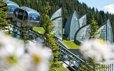 Tschuggen Grand Hotel : Arosa, Switzerland : Leading Hotels of the ...