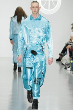 A truly unique collection from Astrid Anderson for Autumn/Winter 2014 #LCM