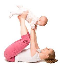 5 regole per rimettersi in forma dopo il parto