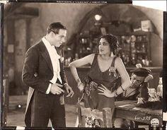 Rudolph Valentino & Nita Naldi