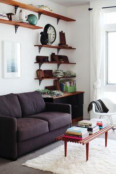 Style At Home: Sarah Sherman Samuel | theglitterguide.com