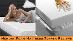 Memory-Foam-Mattress-Topper-Reviews