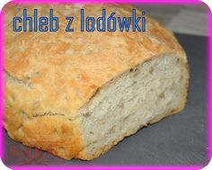 Polish Recipes, Bread Rolls, Sweet Recipes, Tiramisu, Banana Bread, Food And Drink, Cooking Recipes, Sweets, Baking