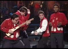 SNL's Top 10 Holiday Skits... Hilarious