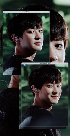 Chansoo, Chanbaek, Park Chanyeol Exo, Baekhyun, Exo Do, Handsome Faces, Exo Members, Aesthetic Wallpapers, Parks