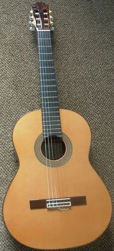 Rafael Romero Flamenco Guitar