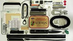 """""""Spy Survival Tin 2"""" exploded view 