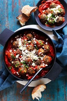 Veggie delight: ricotta and mushroom meatballs | myfoodbook | Food Stories