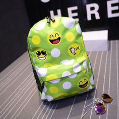 $9.98 (Buy here: https://alitems.com/g/1e8d114494ebda23ff8b16525dc3e8/?i=5&ulp=https%3A%2F%2Fwww.aliexpress.com%2Fitem%2FRU-BR-New-Women-Emoji-Printing-School-Bags-Girls-Casual-Laptop-Backpacks-Children-Canvas-Backpacks-For%2F32706837651.html ) RU&BR New Women Emoji Printing School Bags Girls Casual Laptop Backpacks Children Canvas Backpacks For Teenager Mochila Feminina for just $9.98