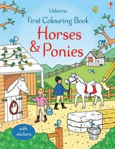 Summer is coming with all those lazy hazy dayz.  Get a tan while you colouring this beautiful assortment of delightful pictures designed for your horsey pleasure.  http://colouringbooks.shop
