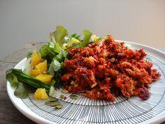 Rapujuhlat 2013: alkupalat — Gurmee.net Hereford, Tandoori Chicken, Ethnic Recipes, Food, Essen, Meals, Yemek, Eten