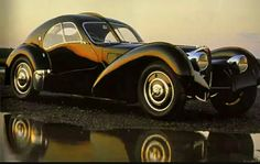 Bugatti Type - Cars Release Date Bugatti Type 57, Bugatti Cars, Antique Trucks, Antique Cars, Cheap Luxury Cars, Volkswagen, Auto Spares, Lykan Hypersport, Old Vintage Cars