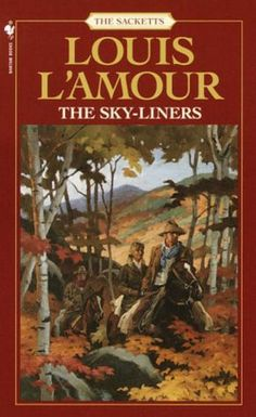 Louis Lamour Set of 4 Cassette Tape Wood Box Set 8 American Western Stories