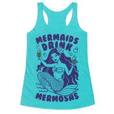 Mermaids+Drink+Mermosas