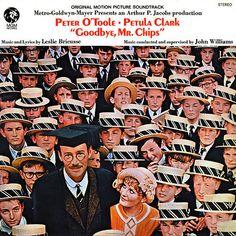 Leslie Bricusse - Goodbye, Mr Chips: buy LP at Discogs