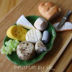 Miniature Cheese Platter