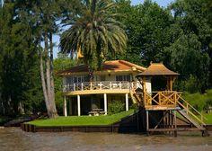 Tigre Delta, provincia de Buenos  Aires