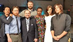 Several 'The Walking Dead' Cast Members To Appear On 'Inside the Actors Studio'
