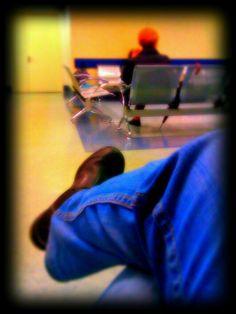 wait in hospital