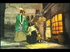 A Christmas Carol 1971 ~ Animated ~ Alastair Sim ~ Full Length - YouTube