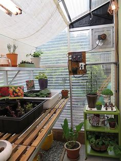 Sunglo greenhouse wi