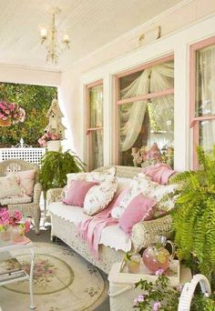 .love the pink